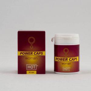 Capsule pentru Libido Power caps Hot 60 capsule