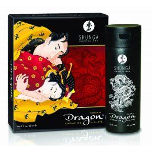 Crema Dragon pentru erectie Dragon Shunga 60 ml
