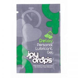 Gel Intarziere Ejaculare JoyDrops Delay Personal Lubricant Gel 5 ml