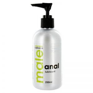 Lubrifiant pe baza de apa Cobeco Anal MALE anal 250 ml