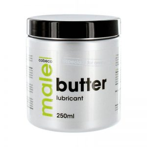 Lubrifiant pe baza de apa Cobeco Anal MALE butter 250 ml