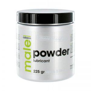 Lubrifiant pe baza de apa Cobeco Anal MALE powder 225 ml