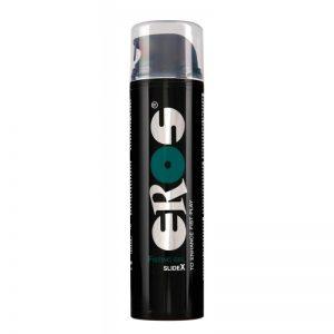 Lubrifiant pe baza de silicon Eros Fisting Gel SlideX 100 ml 4035223511015