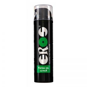 Lubrifiant pe baza de silicon Eros Fisting Gel UltraX 100 ml 4035223511022