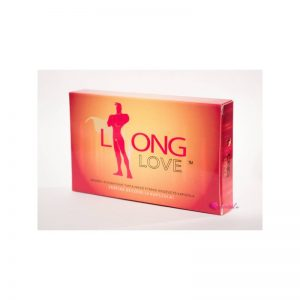 Pastile Intarziere Ejaculare Long Love Delay Pastile 4 buc