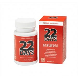 Pastile Marire Penis Cobeco 22 Days Penis Extention 22 Capsule