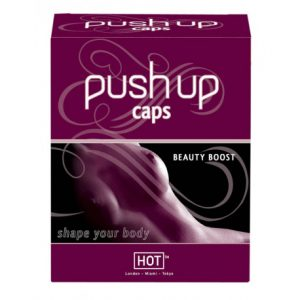 Pastile Marire Penis Hot PUSH UP! 90 Capsule