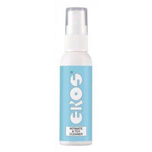 Solutie de curatare jucarii erotice Eros Intimate & Toy Cleaner Spray 50 ml