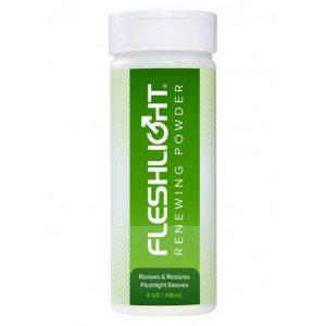 Solutie de curatare jucarii erotice Fleshlight Reinnoire Pudra 118 ml