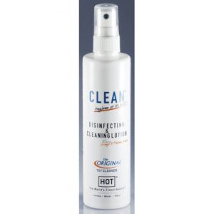 Solutie de curatare jucarii erotice Hot Dezinfectant Spray 150 ml