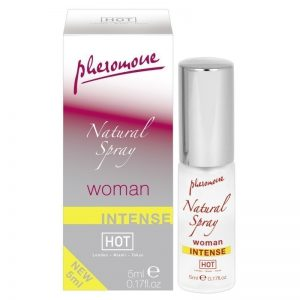 Twilight Pheromon Natural Intense Hot Spray Parfum cu Feromoni Femei